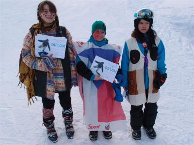 Lyžařský výcvik - slalom a karneval