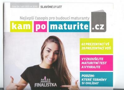 Kam po maturitě - časopis pro budoucí maturanty