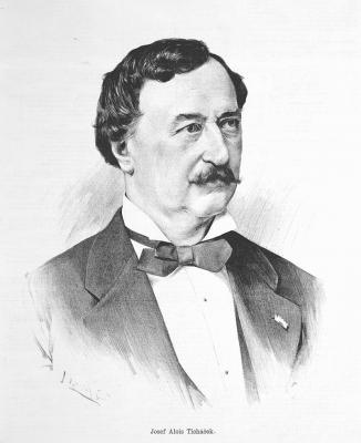 Významní absolventi: Josef Alois Tichatschek