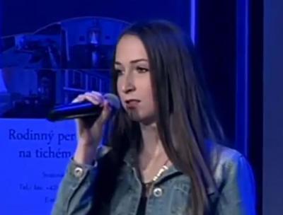 Hudební úspěch Nikoly Marešová z 1.ročníku