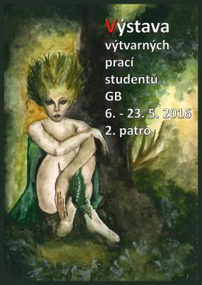 Výstava studentských výtvarných prací - 6.-23.5.