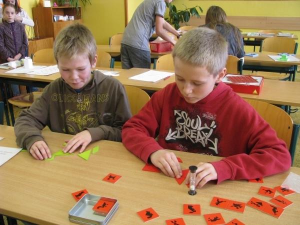 Matematika: Kdo si hraje, nezlobí