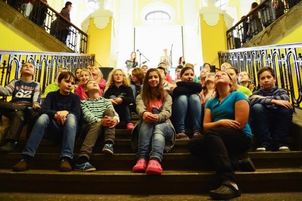 (Nejen) vánoční koncert : Očima Jitky Smolíkové