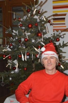 Šťastné a veselé Vánoce a pohodový rok 2017