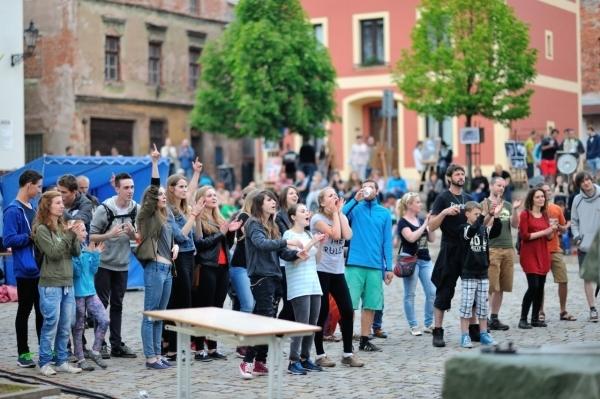 9. GYMPLFEST – multižánrový pouliční festival studentské tvorby