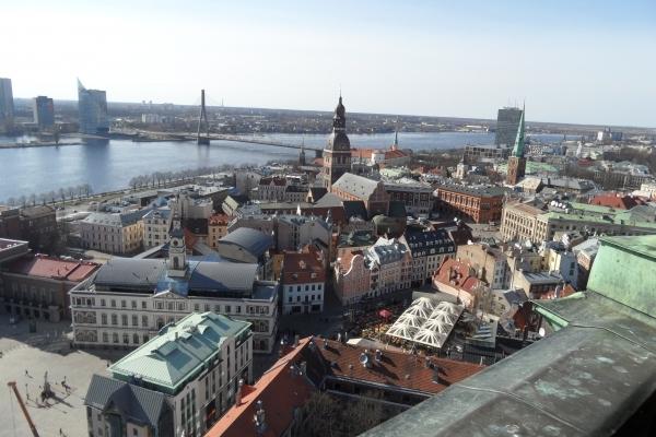 Litva,Lotyšsko a Polsko očima Elišky Palhounové