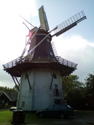 Báječná jízda Holandskem