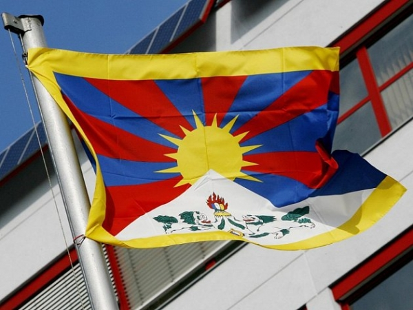 Studentský parlament: Výstava Tibet na křižovatce