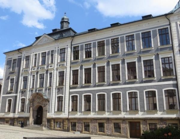 Poděkování Vzdělávacímu a kulturnímu centru Klášter Broumov