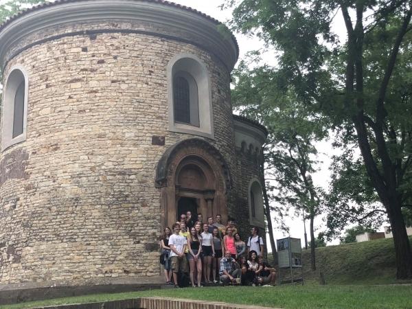 Školní výlet sexty: Báječná jízda Prahou