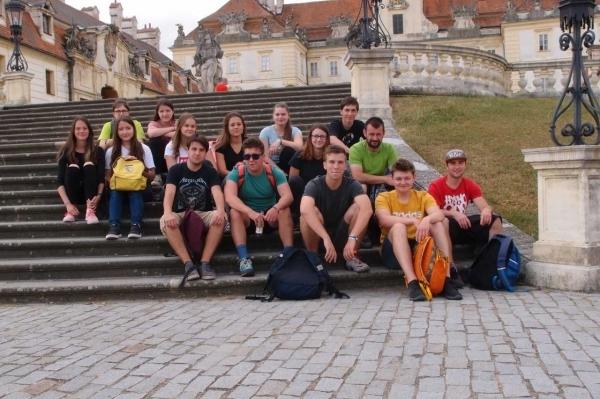 Jitka Uhnavá: Atmosféra výletu byla opravdu veselá.