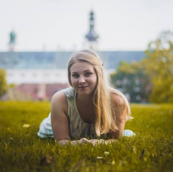 Studují na gymnáziu: Martina Zimmermannová - letní tábory Rožmitál