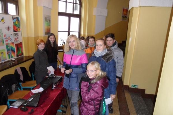 Veronika Strakošová: Den otevřených dveří byl skvělý. Chtěla bych se dostat do 1.ročníku
