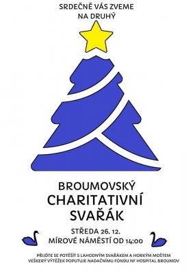 Přijďte podpořit broumovskou nemocnici: Broumovský charitativní svařák