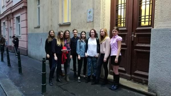 15.pražská konference českých a slovenských středoškoláků: Účast osmi našich kvartánů