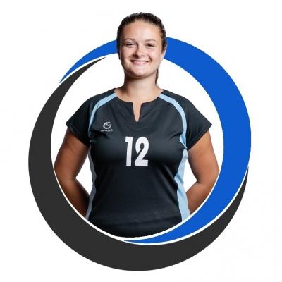 Studují na gymnáziu: Karolína Daňková, prvoligová volejbalistka