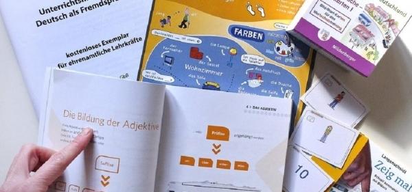 Okresní soutěž v němčině: Skvělá Leona Frydrychová