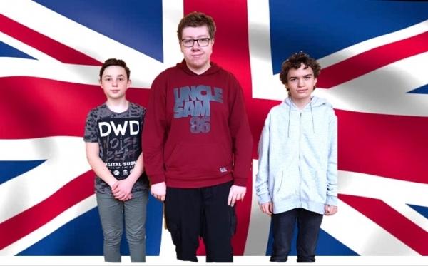 Angličtina: Kompletní medailová sbírka z okresního kola