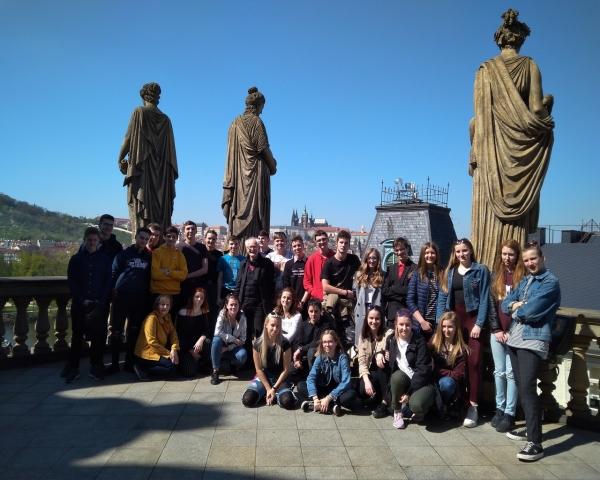 Hana Vodňanská: Nejen za kulturou, zvládáme i výlety pěšky a na kole