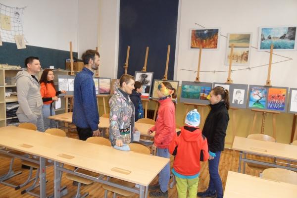 Den otevřených dveří Gymnázia Broumov: Slušný zájem o naši školu
