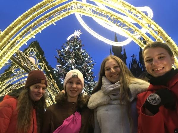 Mezinárodní česko - slovenská konference středoškoláků s naší účastí