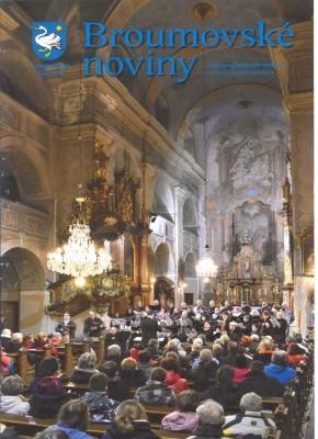 První letošní číslo Broumovských novin v prodeji