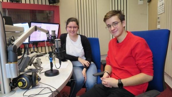 Studují na gymnáziu: Lukáš Jirásek, talentovaný hudebník
