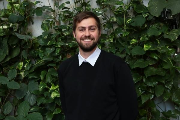 Úspěšní absolventi: Martin Hrnčíř, maturant 2012, redaktor Českého rozhlasu