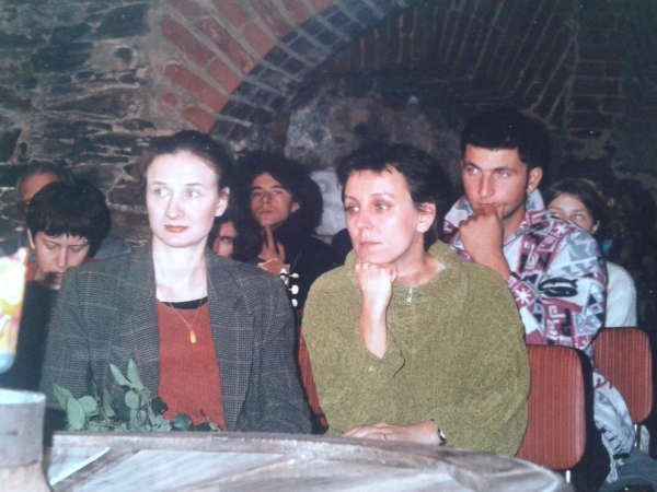Učí na gymnáziu: Mgr. Iwona Matuszkiewicz, učitelka anglického jazyka