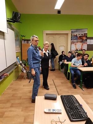 Manželé Kosovi z Klatov přijeli tentokrát s přednáškou o Josefu Čapkovi