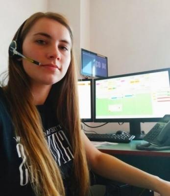 Petr Štěpnička: Rozhovor se studentkou zdravotnického záchranářství Nelou Volhejnovou