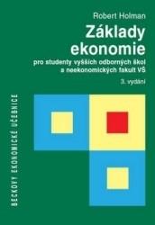 Novinky z předmětu Základy ekonomie