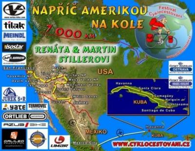 Horká novinka - Martin Stiller již projel Kubu a...