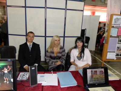 Veletrh středních škol - 14.-15.10.2010