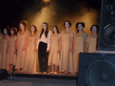 Fantastické divadlo - Kytice - 21.3.2011