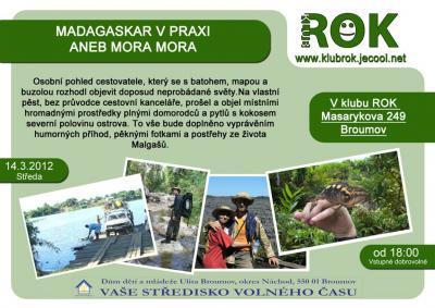 Klub ROK - Madagaskar
