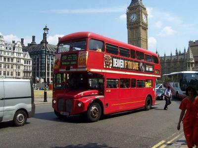 LONDON 2013- odjezd 20.3. v 9.30 - čti pokyny