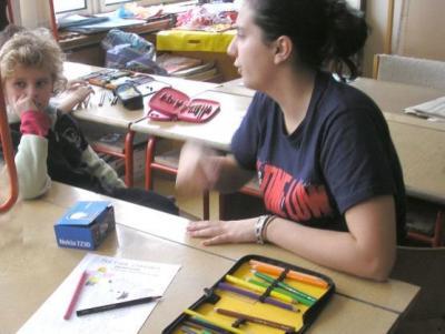 Psali o nás: Studenti septimy a 3.A pomáhají...