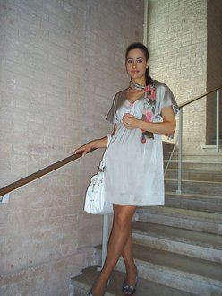 Alexandra Nosková o naší škole