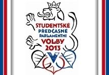 Studentské volby - přijďte si vyzkoušet volební atmosféru