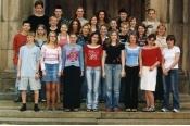 Fotky tříd 2004/2005
