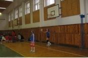 Okresní kolo středních škol-volejbal-říjen 2009