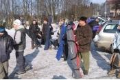 Lyžařský výcvik sekundy- březen 2010