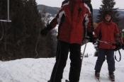 Karneval sekundy- lyžařský výcvik-březen 2010