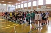Okresní finále volejbalu středních škol - 22.3.2011