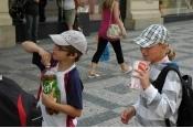 Praha - výlet primy - 7.6.2011
