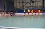 Okresní florbalový turnaj starších žáků dne 30.10