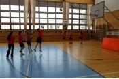 Okresní finále v basketbalu dívek - 9.3.2012