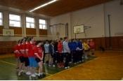 Okresní finále volejbalu dívek - 3-2012