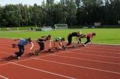 Corny- středoškolský atletický pohár - 21.9.2012